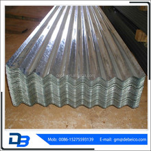 Galvanized Metal Sheets Corrugated Roof Tile