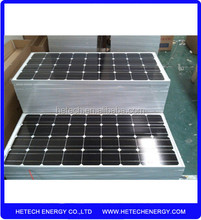 Mono 70w price per watt solar panels of china products prices