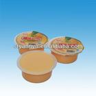 mango sabor de geléia com celulose