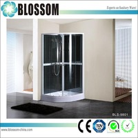 tempered glass complete shower room