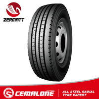 2015 best selling 10r 22.5 radial truck tyre double road truck tyre