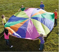 Rainbow Kids Play Parachute - DIA.6METER