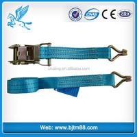 3'' x 40' cam buckle tie down straps W/ S-Hook