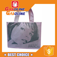 Best selling high quality printed non woven tote bag