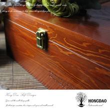 HONGDAO wooden shoe box,sneaker clear box / shoe display box