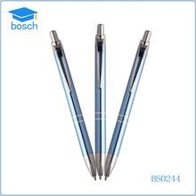 Promotion semimetal metal ball pen, pen metal BS-244