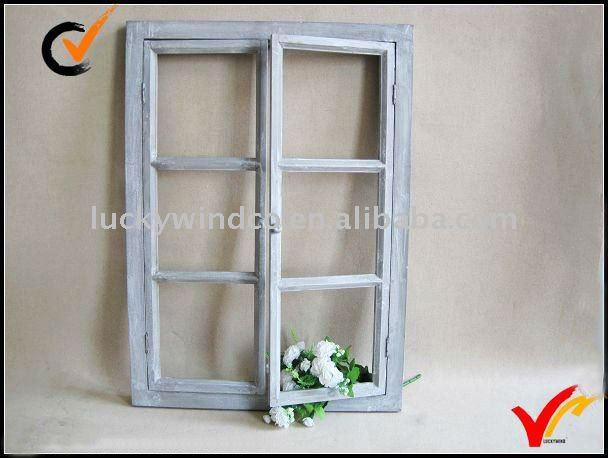 Legno antico telaio della finestra - Telaio finestra legno ...