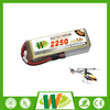 Hot sale!!!rc helicopter battery,7.4V 2250mah 70C lipo battery for quadcopter