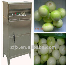 onion skin removing machine/onion peeler