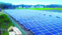 Ground Screw Solar Energy Bracket