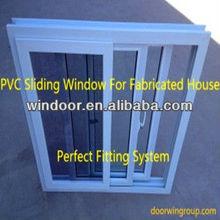 pvc / upvc windows with screen