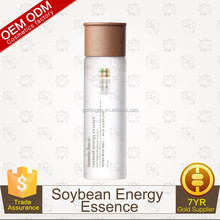 OEM/ODM Supply Soybean Rejuvenating Energy Essence Skincare Nourishing texture Repair the skin elasticity Tighten skin