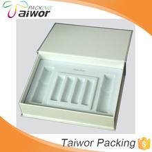 Taiwor Christmas Gift Fashion Hot Sale Corrugated Cosmetic Box