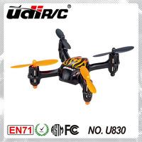 UDI U830 2.4G 4CH 4 Axis Hand Sensor Mini RC UFO Helicopter