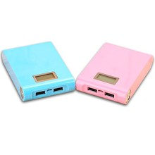 Safe And Reliable Perfect For Using On Travelling And Outdoor Active Power Bank 8000mah