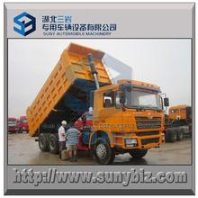 Dumper Truck Shacman 6*4 tipper truck for sale 40 ton 336 hp dumping truck