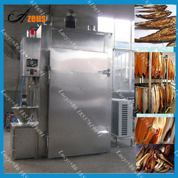 Electric Heating Beef Meat Smokehouse Oven /fish smoked chamber/meat smoking furnace