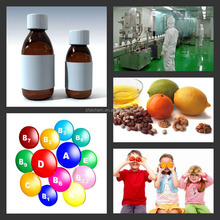 Vitamin B Complex Syrup with Stable Quality | Contract Manufacturing Available