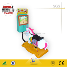 3D kids horse riding game machine, horse riding games for kids