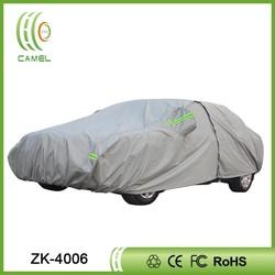 Universal outdoor PP cotton car cover folding garage car cover