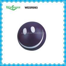 Promotional PU Sress Ball With Smile
