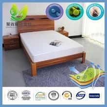 Sleep Defender Warp Bknitting Brushed Fabric Waterproof / Bed Bug Proof Mattress Cover, Pillow Case