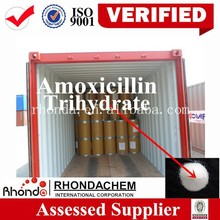 Compliance with standars ISO FDA Supply Amoxicillin