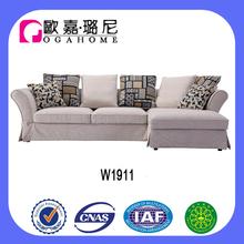 W1911 OGAHOME Very Cheap Corner Sofa