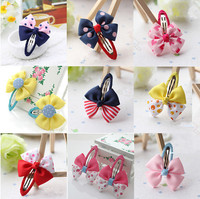 fashion accessories raw materials fashion hairpins 2014 kids hairpin butterfly clips for kids