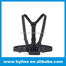 2015 Top Sale extreme Sports Gopros Elastic Body Chest Straps Mount Accessories Bulk buy from China OEM/ODM chest body strap