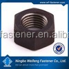 china high quality astm a563 gr dh heavy hex nut HIGH STRENGTH HEAVY A194 2H HEX NUT manufacturer & supplier & exporter