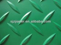 Indoor anti-slip pvc bus flooring covering high quality