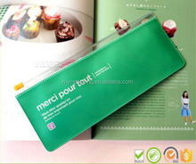 ecofriendly newest pvc hair extension packaging bag