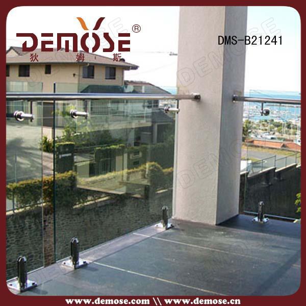 Glas balkon geländer design für outdoor/innen-Brüstung und ...