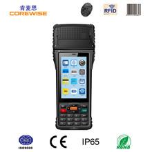 handheld Terminal 3G wifi thermal printer/RFID reader/Fingerprint Sensor/pos device