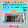 factory supply private label eyebrow extension Salon Kit for 3D Brows 2015 1108