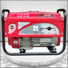 GEGO Gasoline Power Portable Generator for Sale