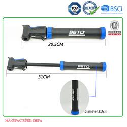 Article No. TSP04 BETO pocket bicycle mini pump Taiwan Quality