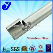 De aceroinoxidable pipe steel pipe shelves materia prima
