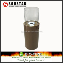 Free standing etanol fire place with Many Color Options Soustar AF-916 G