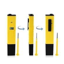 Ph Tester Digital Pen medidor de pH do solo pH medidor de umidade