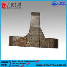 OEM precision cnc machning (CA15001), precision casting