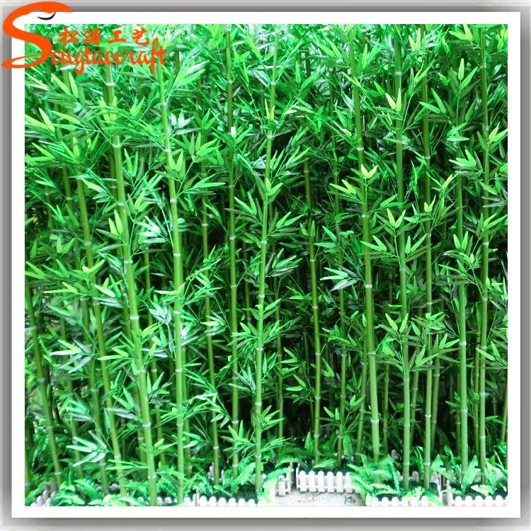 Pas cher artificielle bambou arbre toutes sortes de bambou for Plante artificielle solde