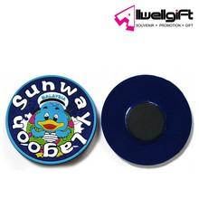 rubber 3d pvc fridge magnet Malaysia tourist souvenir fridge magnet