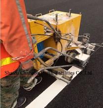 Methyl Methacrylate (MMA) road marking paint