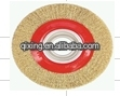 wheel wire brush standard with spare washer