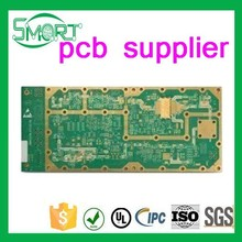Smart Bes PCB & PCBA Clone PCB Board copy and 6 pin pcb rj45 connector