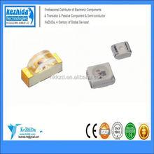 made in p.r.c. SMLP12WBC7W1 LED 0402 WHITE INGAN ON SIC