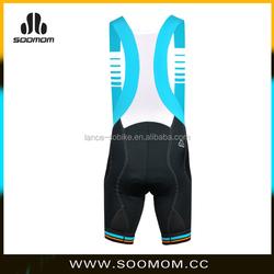 Lance sobike sublimation custom made specialized bicycle bib shorts