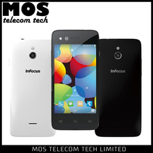 LTPS 4.2 inches Touch Screen 1280x768 pixels Micro SIM InFocus M2 Daul SIM 4G LTE Android OS Phones